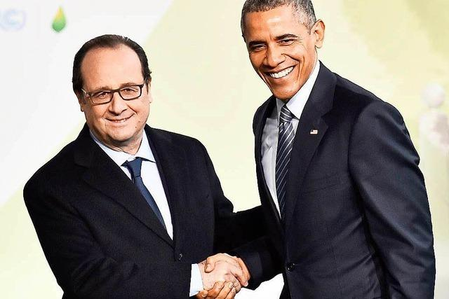 Der Klimagipfel von Paris ist eröffnet