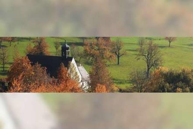 Kapellen rund um Freiburg