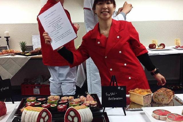 Endinger Fleischerin aus Japan wird Vierte bei Bundeswettbewerb