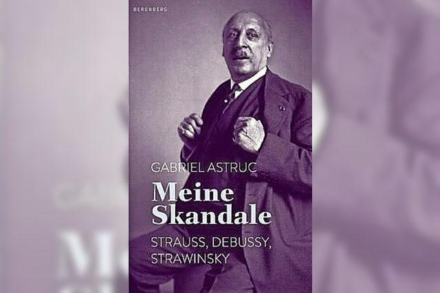 Die Skandale des Monsieur A.