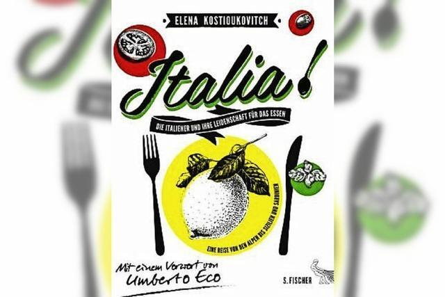 Essen wie Eco in Italien