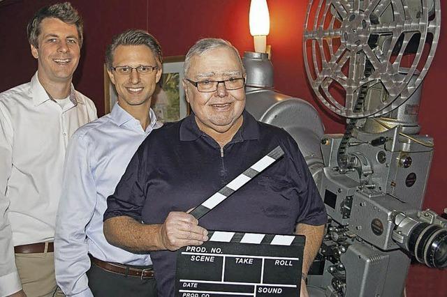 Gusty Hufschmid präsentiert Dokumentation im Bad Säckinger Gloria-Theater