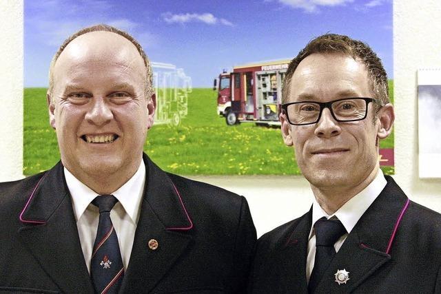 Die Feuerwehr will um mehr Mitglieder werben
