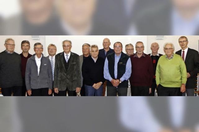 Der Polizeisportverein Lahr besteht seit 50 Jahren