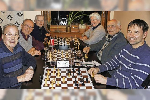 Schachclub Bad Säckingen verliert Mitglieder