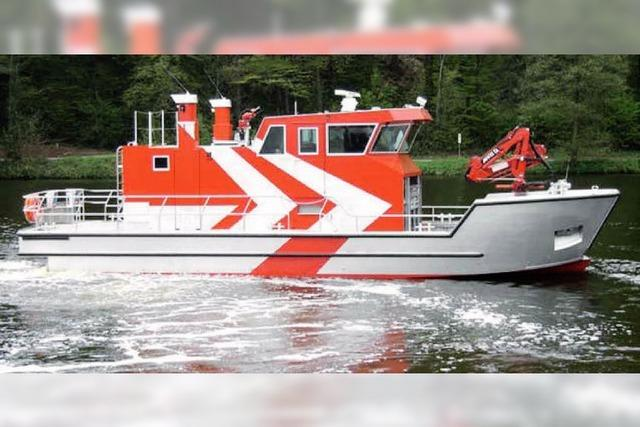 Wunsch nach einem neuen Löschboot