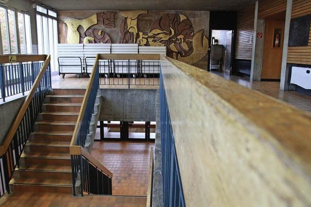 Foyer und Halle gemeinsam sanieren