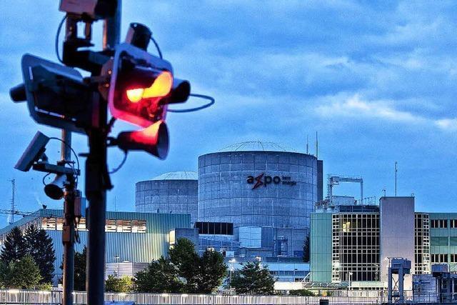 Atomkraftwerk Beznau bleibt abgeschaltet
