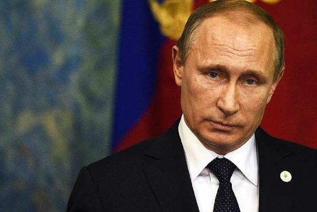 Putin: Türkei verteidigt Ölgeschäft mit dem IS