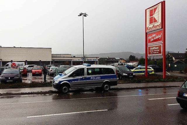 Turbo-Zugriff: Polizei fasst flüchtigen Räuber nur Minuten nach der Tat