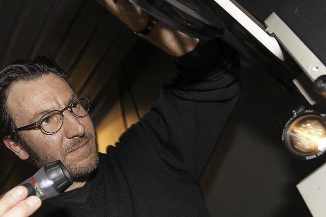 Telemach Wiesinger aus Riegel zeigt in Kenzingen seinen ersten Langfilm