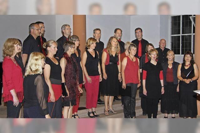 Chor Temporal in Badenweiler