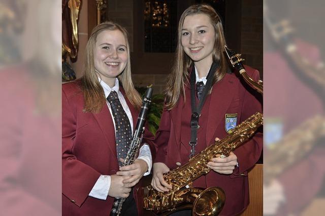 Zweimal Gold für Musikerinnen