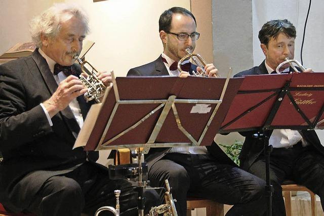 Wenn die Dorfkirche zur Orchesterbühne wird