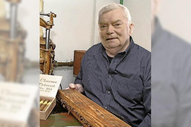 Trauer im Tal um Oskar Lehmann