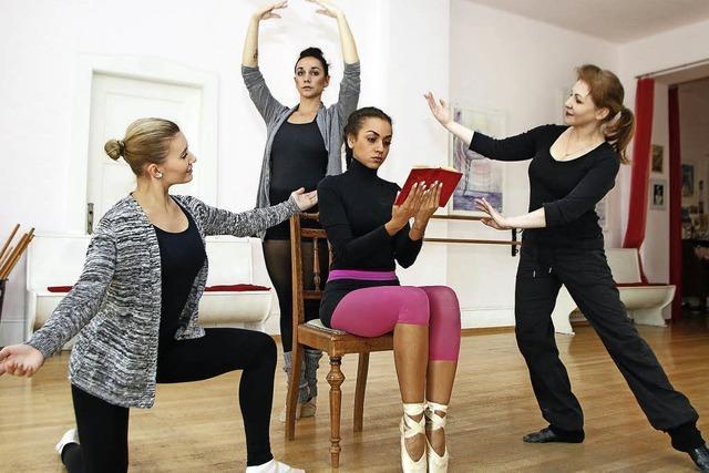 Klassisches Ballett zu Weihnachten