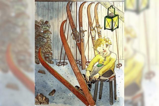 Heidi Knoblich liest aus ihrem Weihnachtskinderbuch