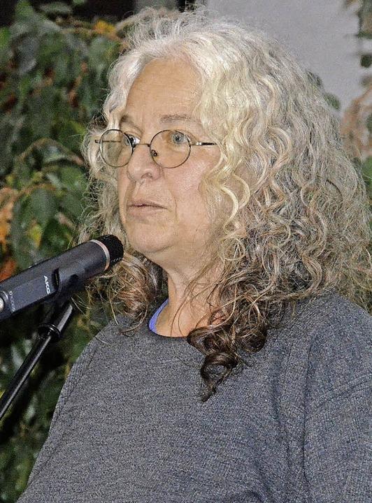 Museumsleiterin Maren Siegmann präsentierte Geschichte   spannend.  | Foto: Marco Schopferer