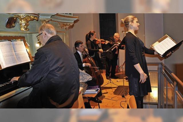 Ein exzellentes Orchesterensemble