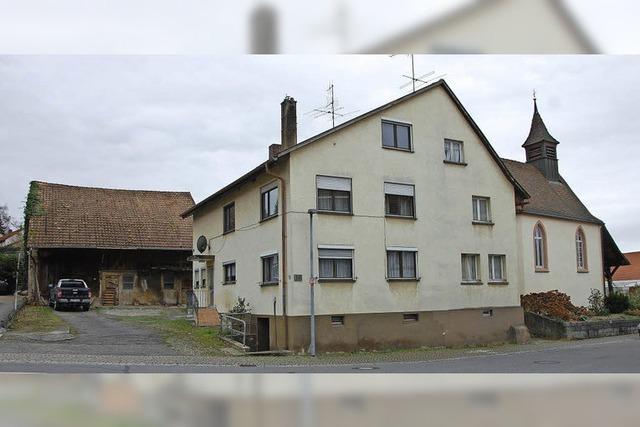 Ein Haus für Flüchtlinge