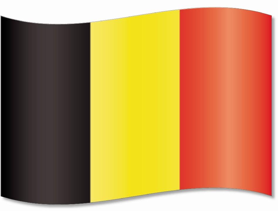 Die Flagge eint die Belgier nicht mehr.  | Foto: BZ