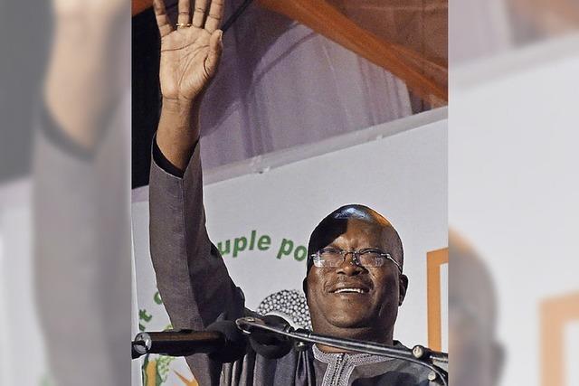 Ein neuer Präsident für Burkina Faso