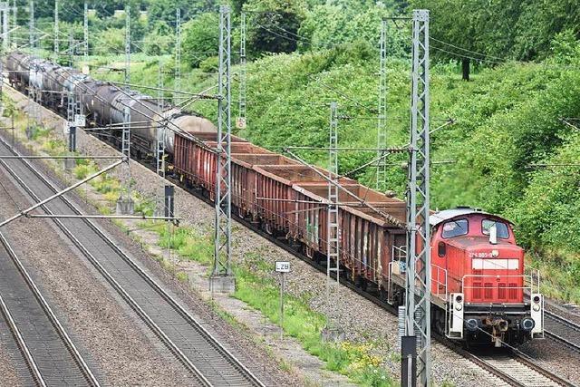 Ist der Ausbau der Rheintalbahn gefährdet?