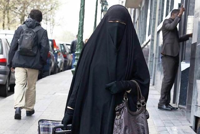Immer mehr Christdemokraten fordern Burka-Verbot