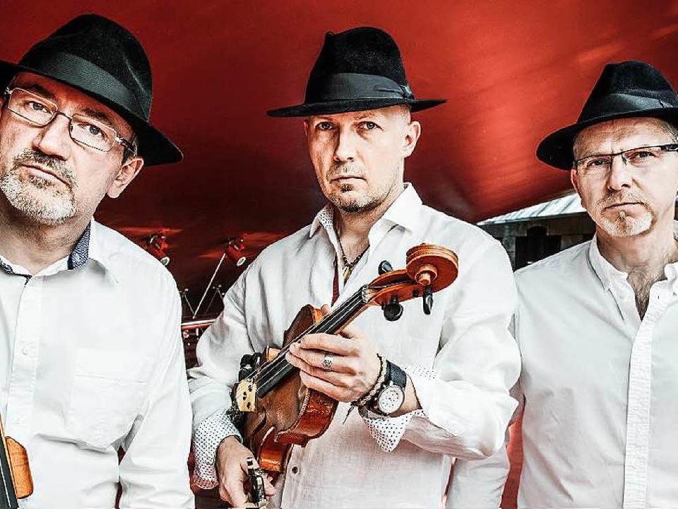 Klezmer ohne Klischees: das Trio Kroke  | Foto: Jacek Dylag
