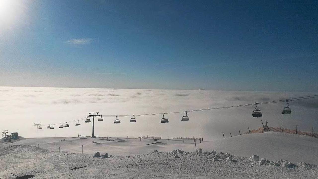 Aus Sorge um die Zukunft des Skigebiet...phärengebiet Südschwarzwald nicht bei.  | Foto: Liftverbund