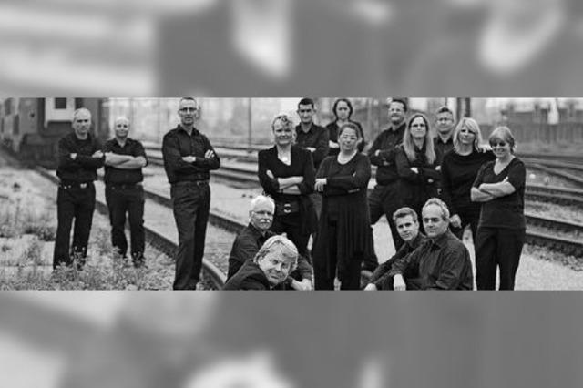 Das Freiburger Akkordeon-Orchester spielt in Emmendingen und Freiburg