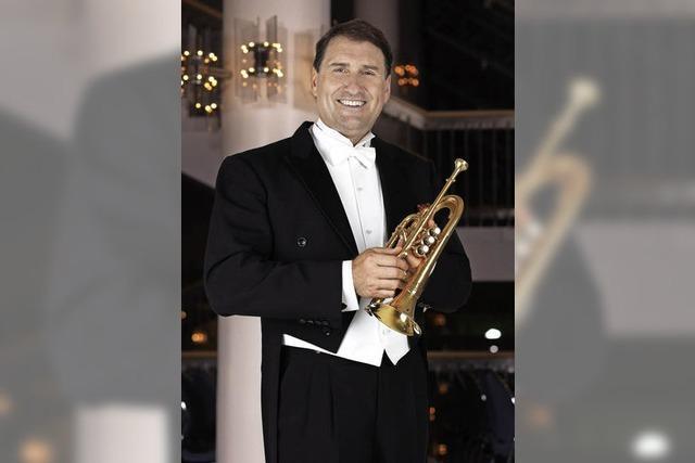 Trompetenkonzert mit Richard Steuart in der Lutherkirche