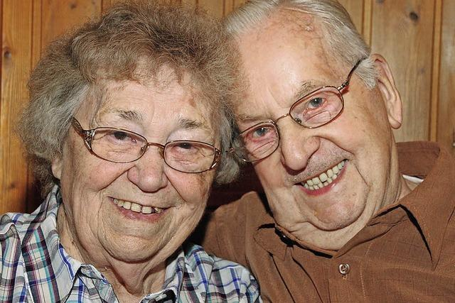 Gemeinsam 30 Jahre die BZ ausgetragen