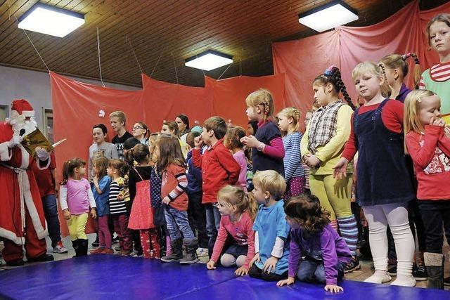 Der Nikolaus tanzt HipHop