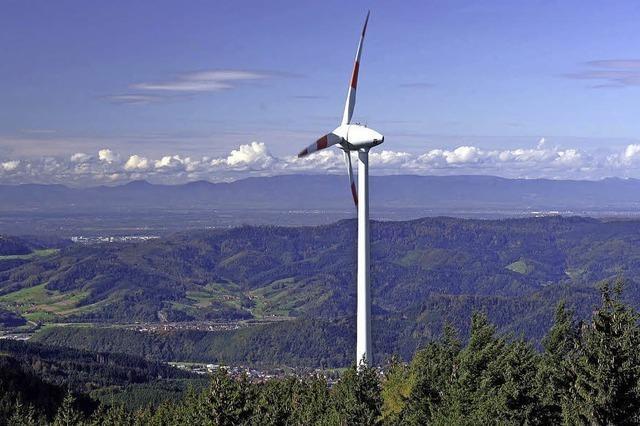 Erneut Kontroverse um Windkraft im Renchtal