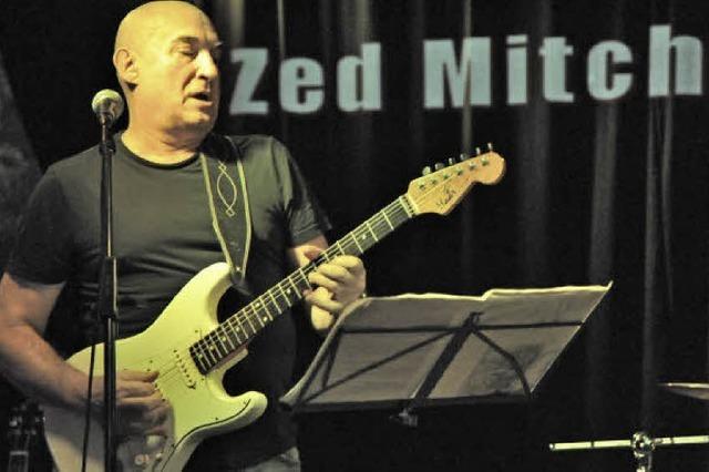 Zed Mitchell mit Gefühl