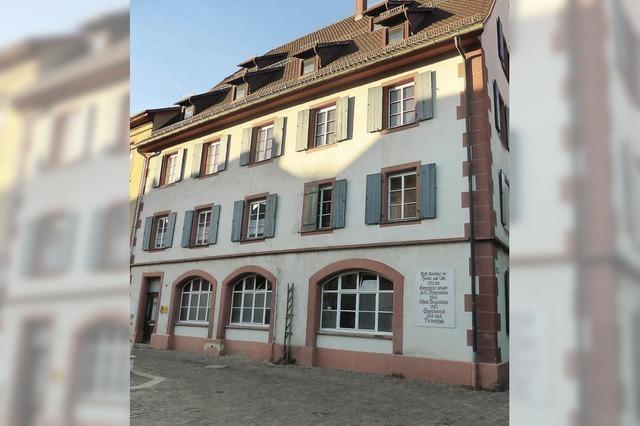 Seit 150 Jahren eine Gewerbeschule