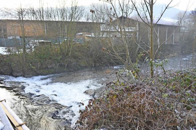 Das Projekt Hochwasserschutz läuft an