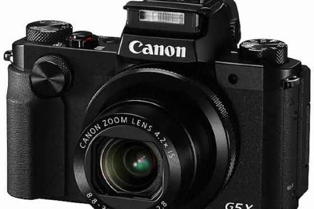 Canon G5 X: Kein Schönheitspreis, aber die beste neue Kompakte