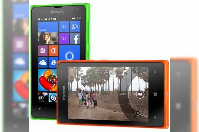 Lumia Smartphones: Die günstige Alternative