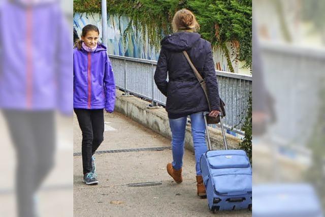 Kurze Wege für Fußgänger zum Bahnhof sind ein Thema