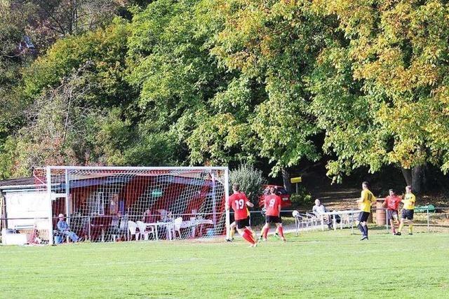 Grenzfall FC Büsingen: Fußballverein wird zum Politikum
