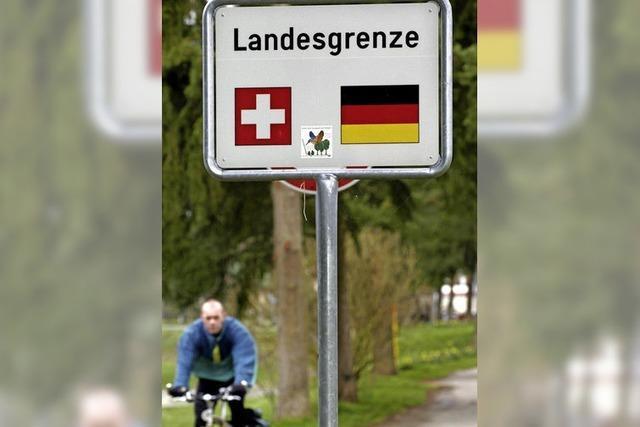 Bloß nicht noch mehr Irritationen mit der Schweiz