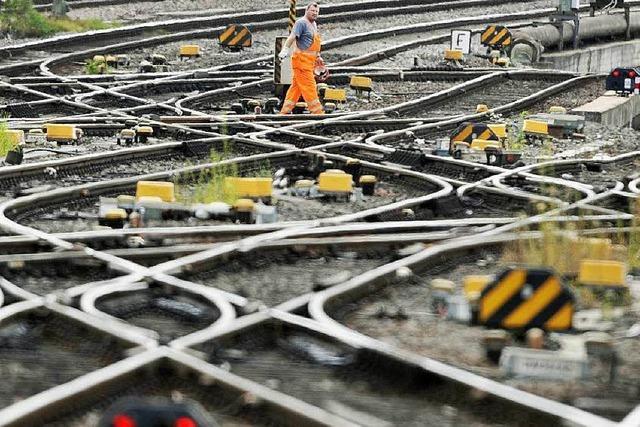 Die Bahn gibt sich nach Milliardenverlust reumütig