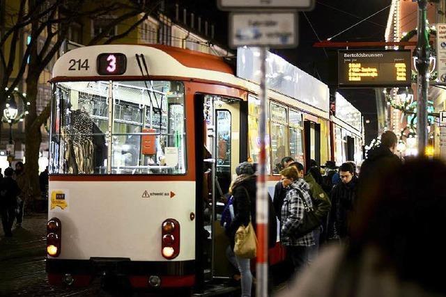 Ein Jahr Nachtverkehr mit Bus und Bahn: Wie läuft's?