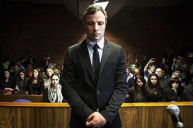 Oscar Pistorius doch des Mordes schuldig