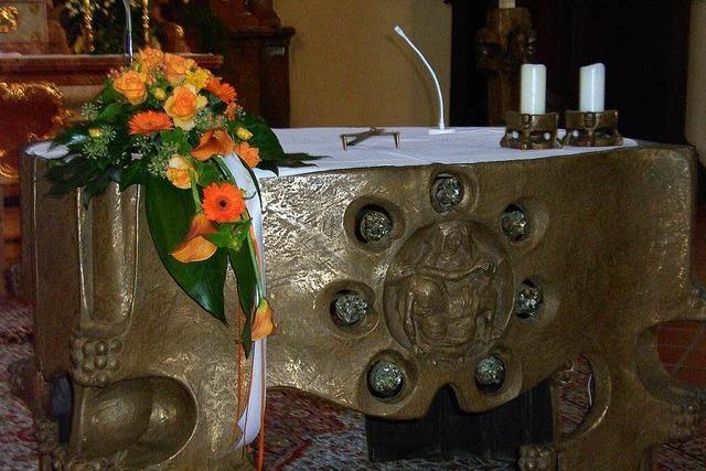 Kerzenständer aus Kirche gestohlen