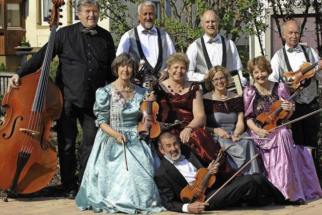Obermettinger Salonorchester in Ühlingen-Birkendorf