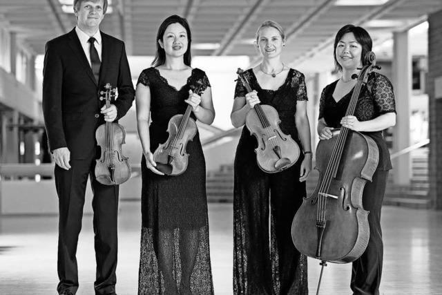 Quartetto Riva in Müllheim