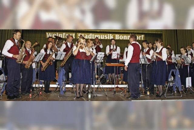 Musikverein Eberfingen in Stühlingen